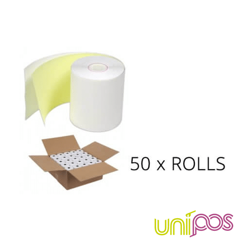 Kitchen Printer Rolls 2 Ply 50 Rolls